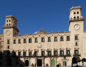 Alicante Town Hall (Ayuntamiento de alicante)