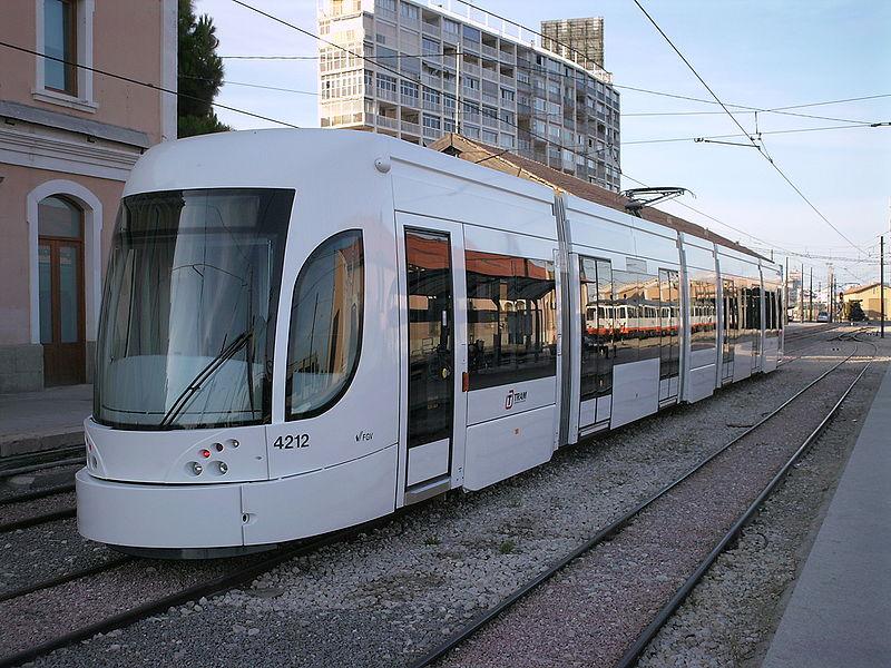 Alicante Şehir İçi Ulaşım