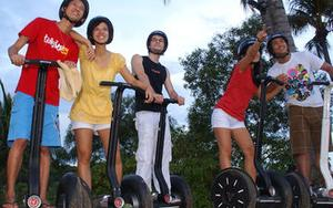 Thumbnail for Alicante Segway Sunset Tour