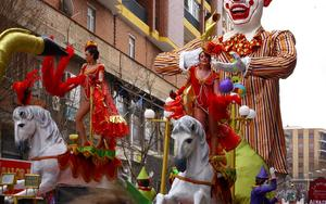 Thumbnail for Explore the Colourful Carnival in Alicante