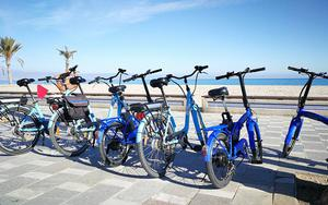 Thumbnail for Take an Electric Bike Tour in Alicante