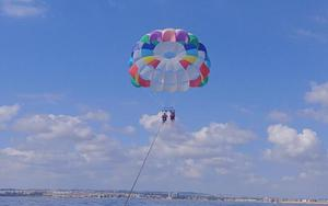 Thumbnail for Try Out Parasailing in Alicante's Sea of Torrevieja