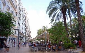 Thumbnail for Explore Shopping Areas in Alicante on Foot
