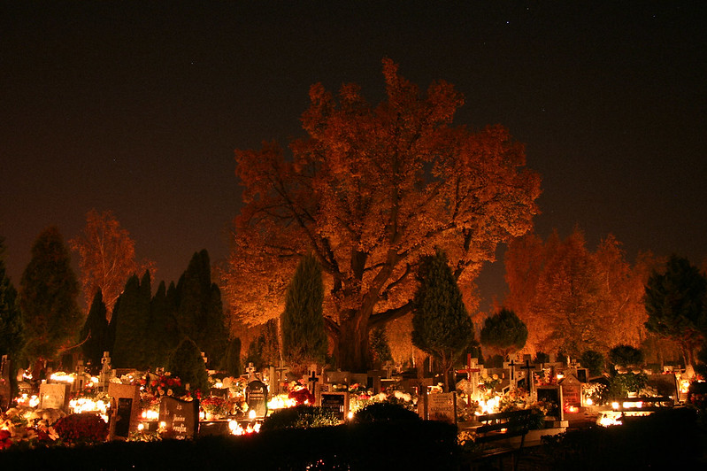 All Saints Day Cemetery